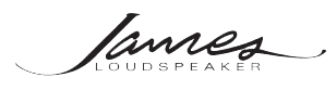 logo James Loudspeakers